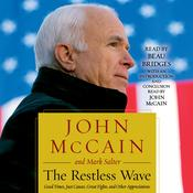 The Restless Wave by  John McCain audiobook