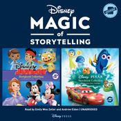 Magic of Storytelling Presents … Disney Storybook Collection by  Disney Press audiobook