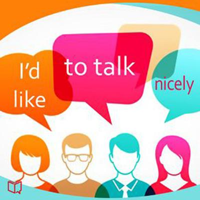 I'd Like To Talk Nicely by Quentin Bach audiobook