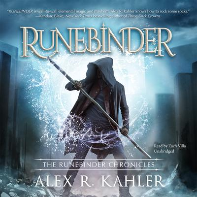 Runebinder by Alex R. Kahler audiobook