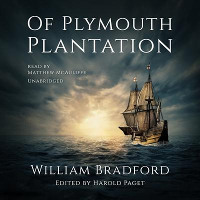 Of Plymouth Plantation by William Bradford audiobook
