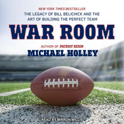 War Room by Michael Holley audiobook