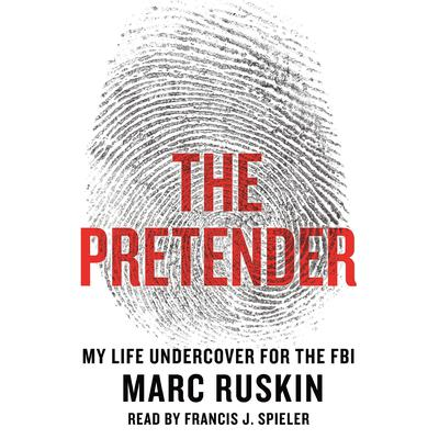 The Pretender by Marc Ruskin audiobook