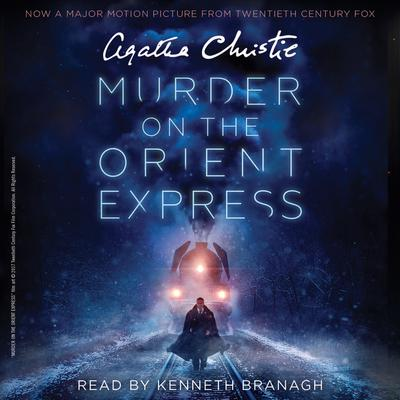 Murder on the Orient Express [Movie Tie-in] by Agatha Christie audiobook