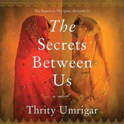 The Secrets Between Us by Thrity Umrigar audiobook
