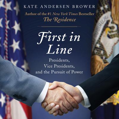 First in Line by Kate Andersen  Brower audiobook