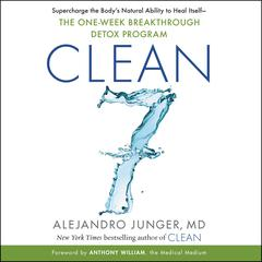 Clean Seven by Alejandro Junger audiobook