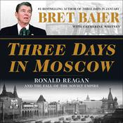 Three Days in Moscow by  Catherine Whitney audiobook