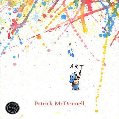 Art by Patrick McDonnell audiobook