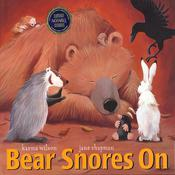 Bear Snores On by  Karma Wilson audiobook