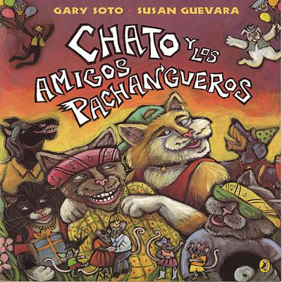 Chato Y Los Amigos Pachangueros by Gary Soto audiobook