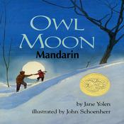 Owl Moon [Mandarin Edition] by  Jane Yolen audiobook