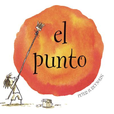 El Punto by Peter H. Reynolds audiobook