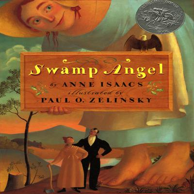 Swamp Angel by Anne Isaacs audiobook