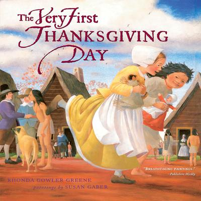 The Very First Thanksgiving Day by Rhonda Gowler Greene audiobook