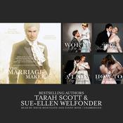 The Marriage Maker  by  Tarah Scott audiobook