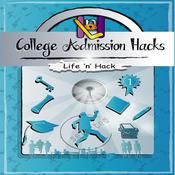 College Admission Hacks by  Life 'n' Hack audiobook