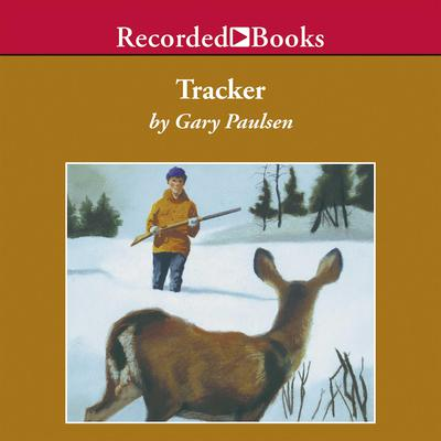 Tracker by Gary Paulsen audiobook
