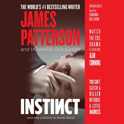 Instinct by James Patterson audiobook