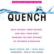 Quench by  Dana Cohen MD audiobook