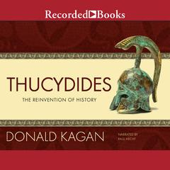 Thucydides by Donald Kagan audiobook