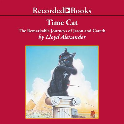 Time Cat by Lloyd Alexander audiobook