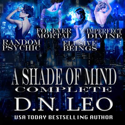 A Shade of Mind Complete Series by D.N. Leo audiobook