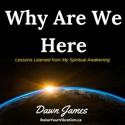 Why Are We Here by Dawn James audiobook