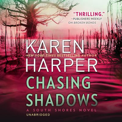 Chasing Shadows by Karen Harper audiobook