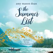 The Summer List by  Amy Mason Doan audiobook