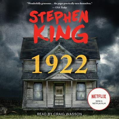 1922 by Stephen King audiobook