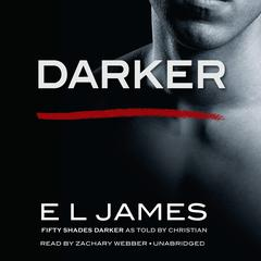 Darker by E. L. James audiobook