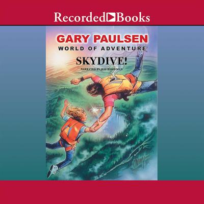 Skydive! by Gary Paulsen audiobook