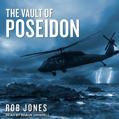 The Vault of Poseidon by Rob Jones audiobook