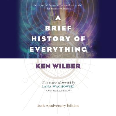 A Brief History of Everything by Ken Wilber audiobook