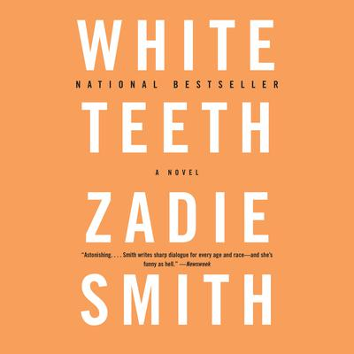 White Teeth by Zadie Smith audiobook