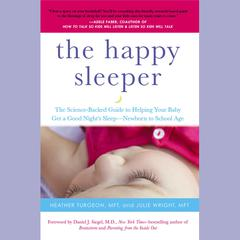 The Happy Sleeper by Julie Wright audiobook