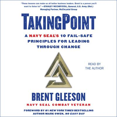 TakingPoint by Brent Gleeson audiobook