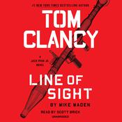 Tom Clancy Line of Sight by  Mike Maden audiobook