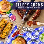 Stiffs and Swine by  Ellery Adams audiobook