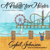 A Palette for Murder by  Sybil Johnson audiobook