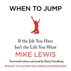 When to Jump by Mike Lewis audiobook
