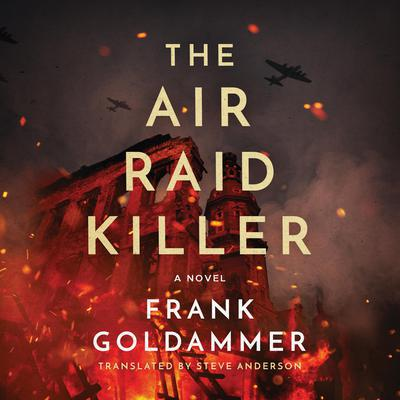 The Air Raid Killer by Frank Goldammer audiobook