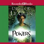 Powers by  Ursula K. Le Guin audiobook