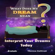 What Does My Dream Mean? by  Instafo audiobook