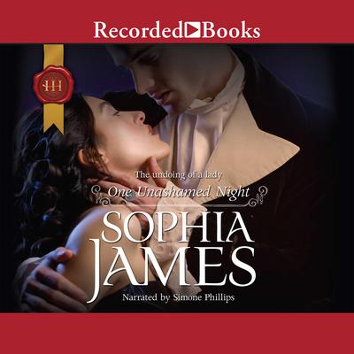 One Unashamed Night by Sophia James audiobook
