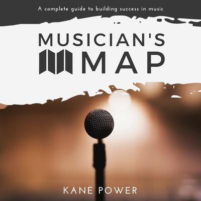 Musician's Map by Kane Power audiobook