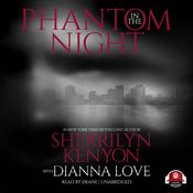 Phantom in the Night by  Sherrilyn Kenyon audiobook