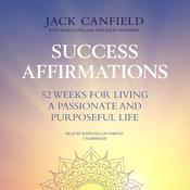 Success Affirmations by  Jack Canfield audiobook