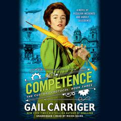 Competence by Gail Carriger audiobook